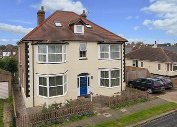 Thumbnail 6 bedroom detached house for sale in Oxenden Park Drive, Herne Bay, Kent