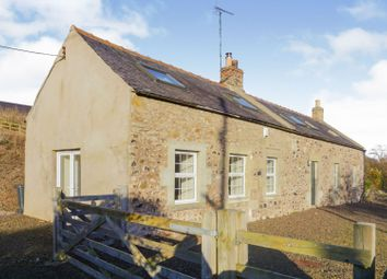 Thumbnail 2 bed detached house for sale in Wark, Cornhill-On-Tweed