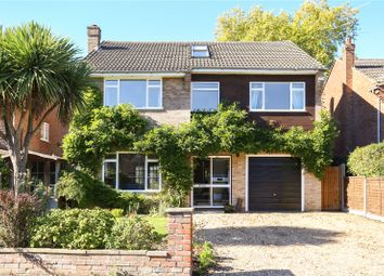 Thumbnail 5 bed detached house for sale in Carlyon Close, Farnborough, Hampshire