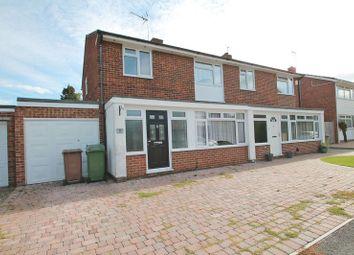 Thumbnail 3 bed semi-detached house for sale in Oaklea Road, Paddock Wood, Tonbridge