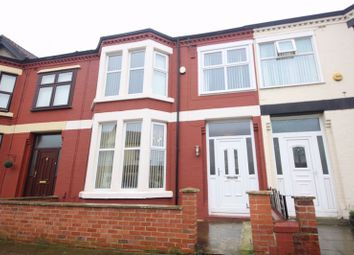 4 bed terraced house for sale in Corinthian Avenue, Stoneycroft, Liverpool L13