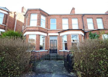 Thumbnail 4 bed semi-detached house for sale in Holywood Road, Belmont, Belfast