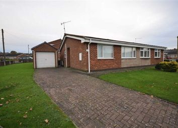 Thumbnail 2 bed semi-detached bungalow for sale in Barton Knowle, Belper