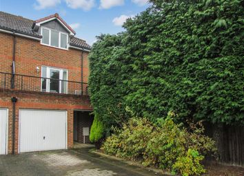 Thumbnail 3 bed town house for sale in Dew Pond Close, Horsham, West Sussex