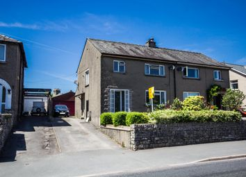 Thumbnail 3 bed semi-detached house for sale in Burton Road, Kendal