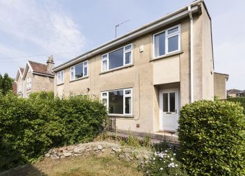 Thumbnail 3 bed semi-detached house for sale in Englishcombe Lane, Bath