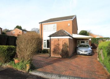 Thumbnail 3 bed detached house for sale in Leigh Way, Weaverham, Northwich