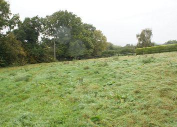 Thumbnail Land for sale in Crundle End Lane, Stockton-On-Teme