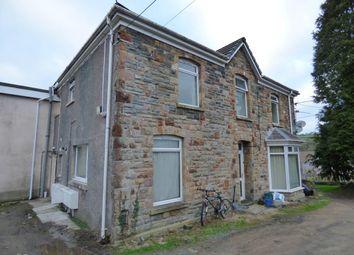 Thumbnail 1 bed flat to rent in Ashgrove, Pontyberem, Llanelli