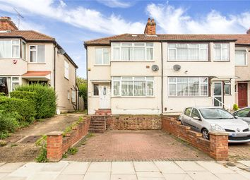 Thumbnail 3 bed semi-detached house to rent in Brent Park Road, London