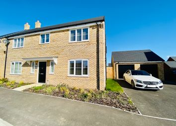 Thumbnail 4 bed detached house for sale in Canterbury Mews, Donington, Spalding