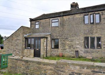 Thumbnail 4 bedroom end terrace house for sale in Warren House Lane, Huddersfield