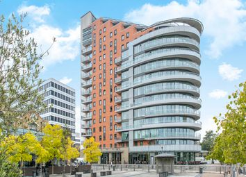 Thumbnail 3 bed flat to rent in Putney Wharf Tower, Brewhouse Lane, Putney