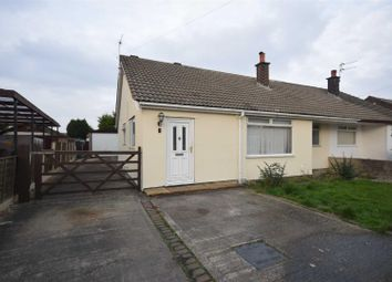 Thumbnail 3 bed semi-detached bungalow for sale in Marina Grove, Lostock Hall, Preston