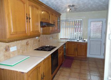 Thumbnail 3 bed terraced house to rent in Gurnos Road, Merthyr Tydfil