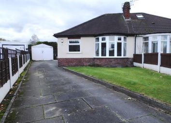 Thumbnail 1 bed bungalow for sale in Kelby Avenue, Manchester, Greater Manchester
