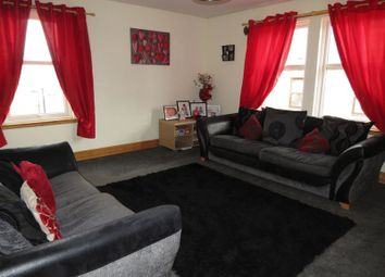 Thumbnail 2 bed flat for sale in King Street, Tain