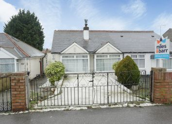 Thumbnail 3 bed semi-detached bungalow for sale in Margate Road, Ramsgate