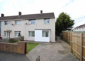 Thumbnail 3 bed end terrace house for sale in Lennox Crescent, Billingham