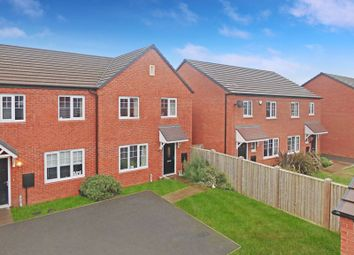 Thumbnail 3 bed end terrace house for sale in Osborne Park, Gnosall, Stafford