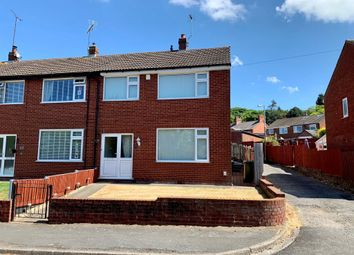 Thumbnail 3 bed end terrace house to rent in Crossland Terrace, Helsby, Frodsham