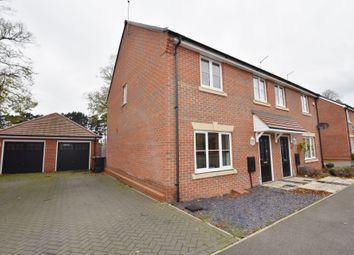3 bed semi-detached house for sale in Oak Grove, Northampton NN3