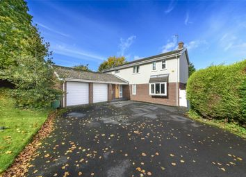 Thumbnail 4 bed detached house for sale in Lime Tree Way, Wellington, Telford, Shropshire