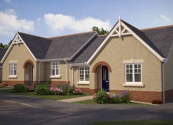 Thumbnail 2 bedroom detached bungalow for sale in Farriers Road, Stowmarket