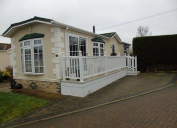 Thumbnail 2 bed mobile/park home for sale in Yew Tree Park, Peterstow, Ross-On-Wye, Herefordshire