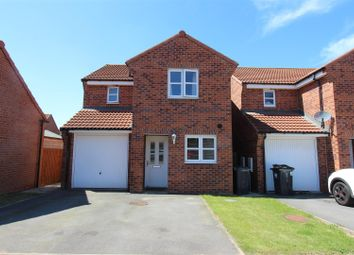 Thumbnail 3 bed detached house for sale in Nent Way, Darlington