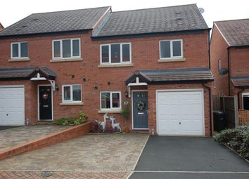 Thumbnail 3 bed semi-detached house for sale in Guardians Walk, Wordsley