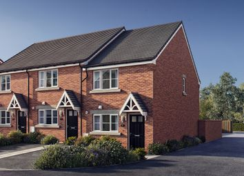 Thumbnail 2 bed terraced house for sale in Plot 7, Treetops, Grays, Essex