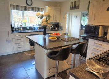 Thumbnail 4 bedroom detached house for sale in Milton Road, Repton