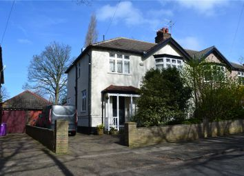 Thumbnail 5 bed semi-detached house for sale in Menlove Gardens West, Calderstones, Liverpool, Merseyside