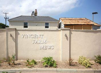 Thumbnail 3 bed barn conversion for sale in Vincent Farm Mews, Manston
