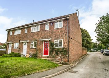 Thumbnail 2 bed semi-detached house for sale in Barfreston Close, Maidstone