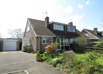 Thumbnail 4 bed semi-detached house for sale in Copse End, Winscombe