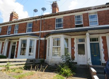 Thumbnail 4 bed terraced house for sale in Belvedere Road, Taunton