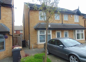 Thumbnail 3 bedroom semi-detached house for sale in Abbey Close, Bolton