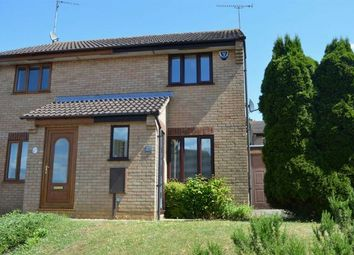 Thumbnail 2 bed semi-detached house to rent in Fylingdale, Kingsthorpe, Northampton