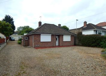 Thumbnail 2 bed detached bungalow for sale in 636 Dereham Road, Norwich, Norfolk