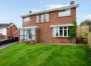 Thumbnail 4 bed detached house for sale in Lyndhurst Crescent, Bangor