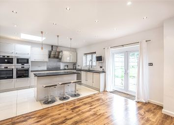 Thumbnail 4 bed semi-detached house for sale in Portland Crescent, Stanmore, Middlesex