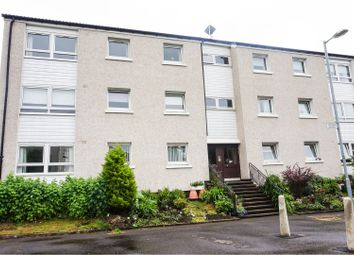 Thumbnail 2 bed flat for sale in 1 Staffin Drive, Glasgow
