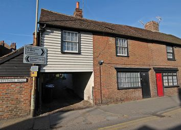 Thumbnail 1 bed terraced house to rent in Whitstable Road, Canterbury