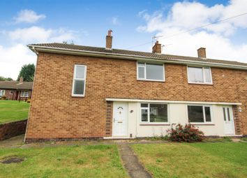 Thumbnail 3 bed town house to rent in Barker Avenue North, Sandiacre, Nottingham