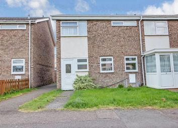 Thumbnail 3 bedroom terraced house for sale in Naseby Gardens, Eynesbury, St Neots