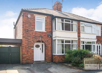 3 bed semi-detached house for sale in Bentinck Road, Newark NG24