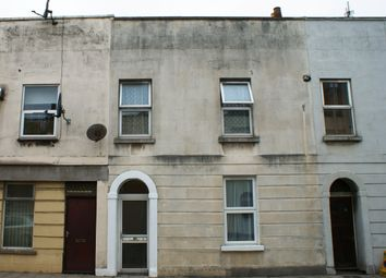 Thumbnail 1 bed flat to rent in Alfred Street, Weston Super Mare