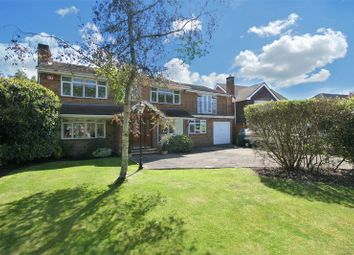 Thumbnail 5 bedroom detached house for sale in Mariners Way, Warsash, Hampshire